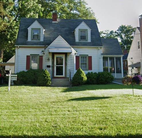 3805 Central Avenue, Middletown, OH 45044 (MLS #1706647) :: Bella Realty Group