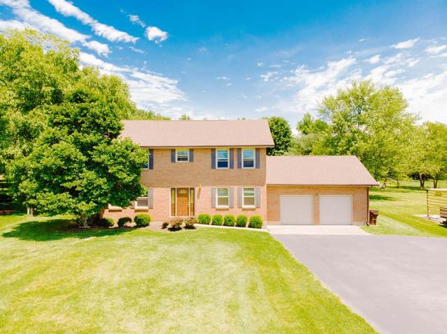 1888 Greenbrier Road, Turtle Creek Twp, OH 45036 (#1705268) :: The Huffaker Group