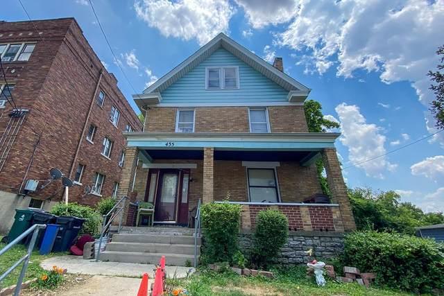 435 Mcgregor Avenue, Cincinnati, OH 45206 (#1707145) :: The Huffaker Group