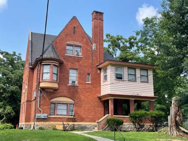 850 Hutchins Avenue, Cincinnati, OH 45229 (#1706390) :: The Huffaker Group