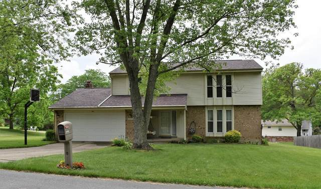 6689 Wooden Shoe Court, Liberty Twp, OH 45044 (#1707331) :: The Huffaker Group