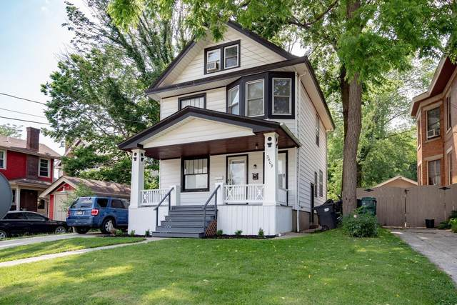 3409 Boudinot Avenue, Cheviot, OH 45211 (#1707631) :: The Huffaker Group