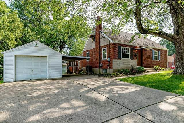 4465 Hunt Road, Blue Ash, OH 45242 (#1707915) :: The Susan Asch Group