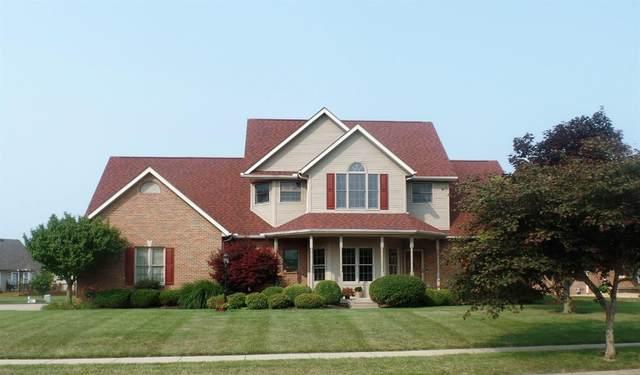 1210 Storybrook Drive, Washington Court Hous, OH 43160 (#1708615) :: Century 21 Thacker & Associates, Inc.