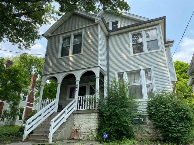 860 Ridgeway Avenue, Cincinnati, OH 45229 (#1708623) :: The Huffaker Group