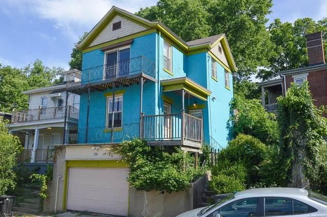 206 Hastings Street, Cincinnati, OH 45219 (MLS #1708711) :: Apex Group