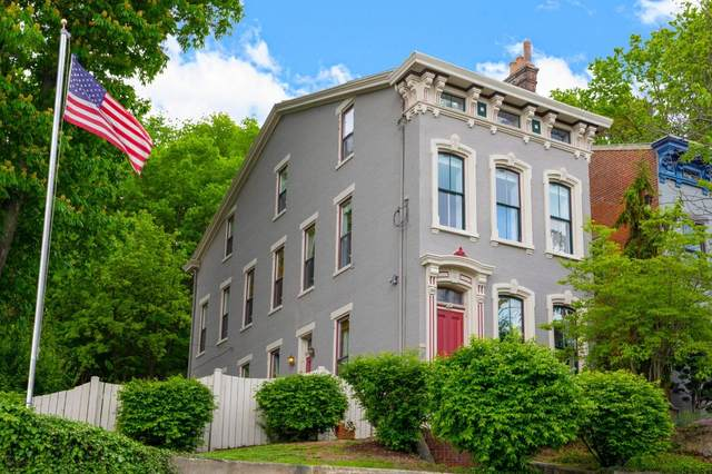 408 Boal Street, Cincinnati, OH 45202 (#1708903) :: The Huffaker Group