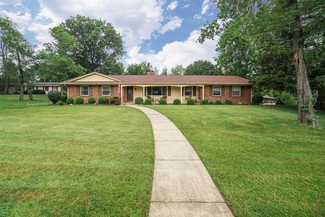 3157 Carlos Drive, Colerain Twp, OH 45251 (#1708937) :: The Chabris Group