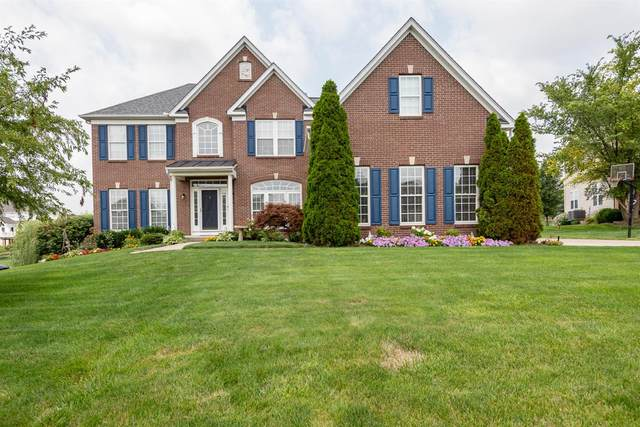 5533 Cedargate Court, Liberty Twp, OH 45044 (#1708455) :: The Huffaker Group