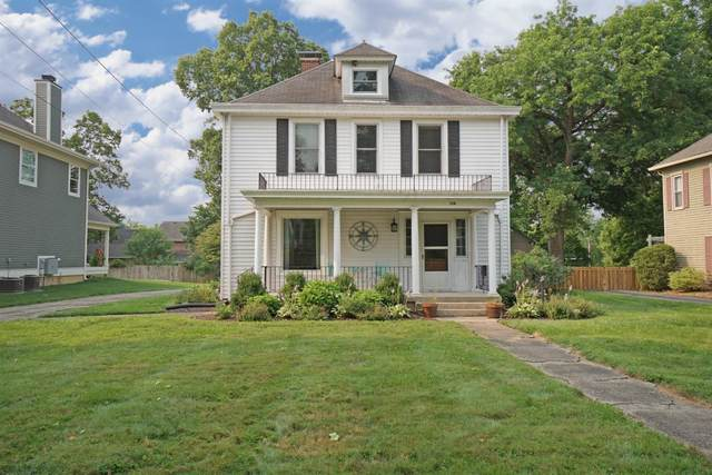 115 W Orchard Avenue, Lebanon, OH 45036 (#1708993) :: The Huffaker Group