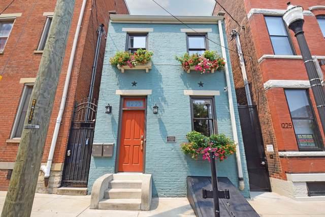 1223 Jackson Street #1, Cincinnati, OH 45202 (#1708821) :: The Huffaker Group