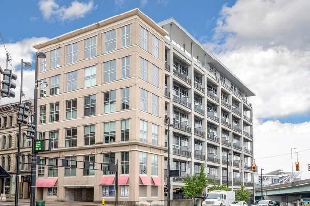 353 W Fourth Street #206, Cincinnati, OH 45202 (#1709036) :: The Huffaker Group