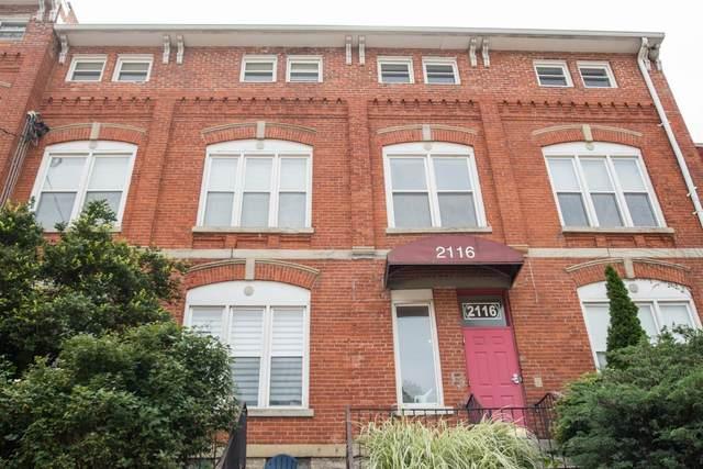 2116 Fulton Avenue #17, Cincinnati, OH 45206 (MLS #1709332) :: Apex Group