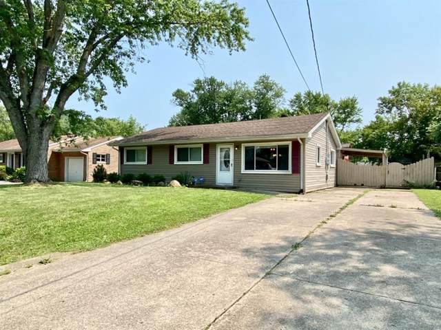 145 Montgomery Avenue, Carlisle, OH 45005 (#1708701) :: The Huffaker Group