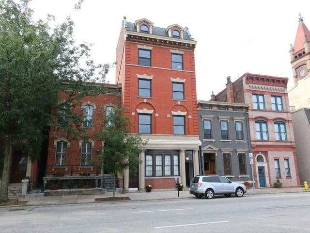 221 W Ninth Street #8, Cincinnati, OH 45202 (#1709681) :: The Huffaker Group
