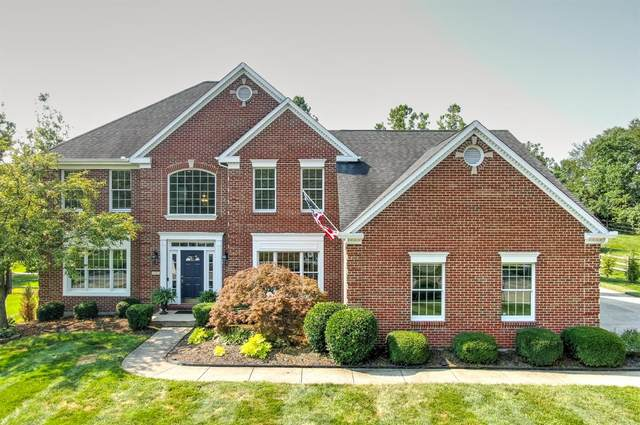 6081 Tennyson Drive, West Chester, OH 45069 (MLS #1709544) :: Apex Group