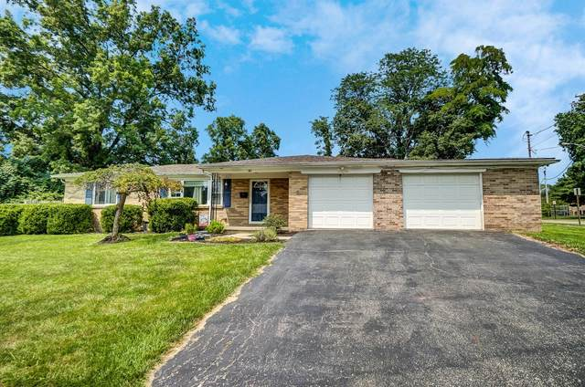 45 Edgecombe Drive, Milford, OH 45150 (MLS #1709714) :: Apex Group