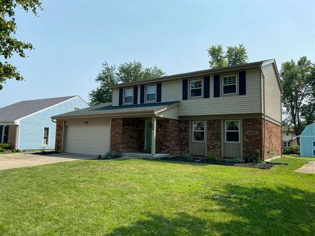 4712 Wicklow Drive, Middletown, OH 45042 (MLS #1709746) :: Apex Group