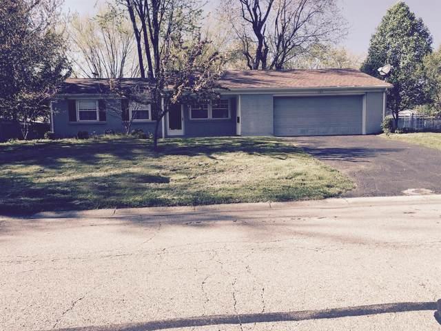185 Cloverwood Drive, Dayton, OH 45458 (MLS #1709806) :: Apex Group
