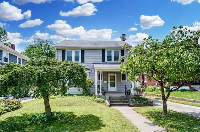 5815 Ridge Avenue, Cincinnati, OH 45213 (#1709860) :: Century 21 Thacker & Associates, Inc.
