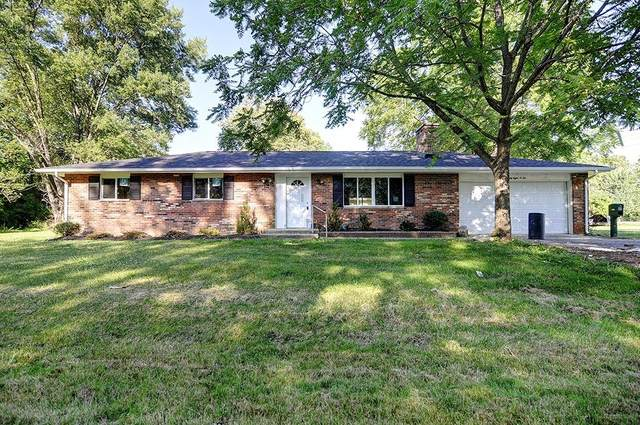 2806 St Rt 122, Clearcreek Twp., OH 45005 (#1709994) :: The Huffaker Group