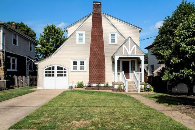 3749 Marburg Avenue, Cincinnati, OH 45209 (#1709979) :: Century 21 Thacker & Associates, Inc.