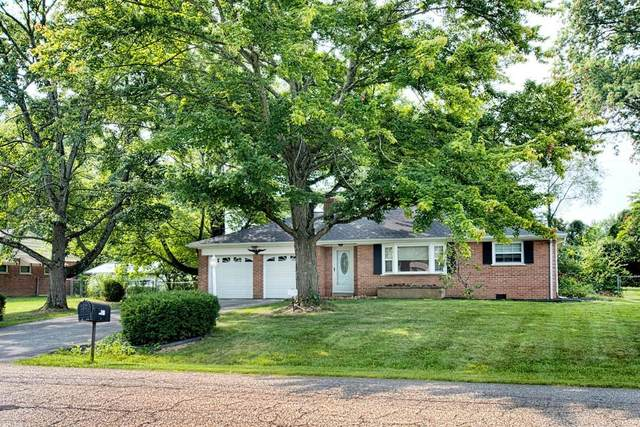 553 Old Orchard Drive, Union Twp, OH 45255 (#1709822) :: The Huffaker Group
