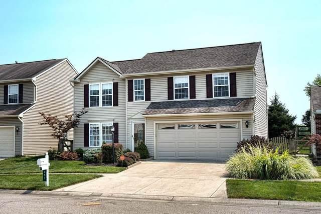 451 Indian Lake Drive, Maineville, OH 45039 (#1709759) :: Century 21 Thacker & Associates, Inc.