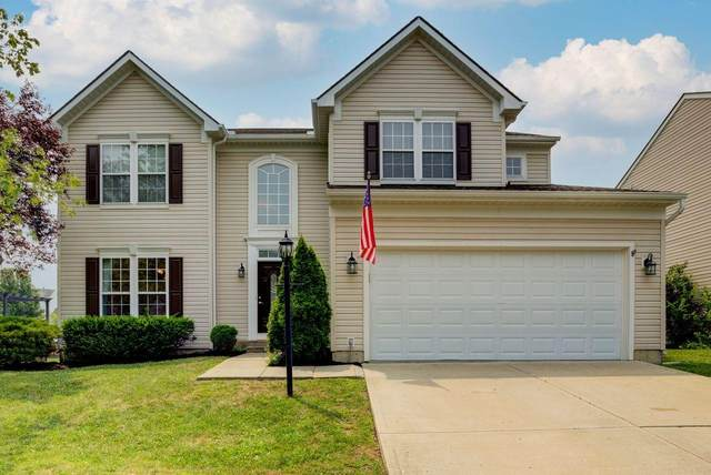353 Indian Pointe Drive, Hamilton Twp, OH 45039 (#1710063) :: The Huffaker Group