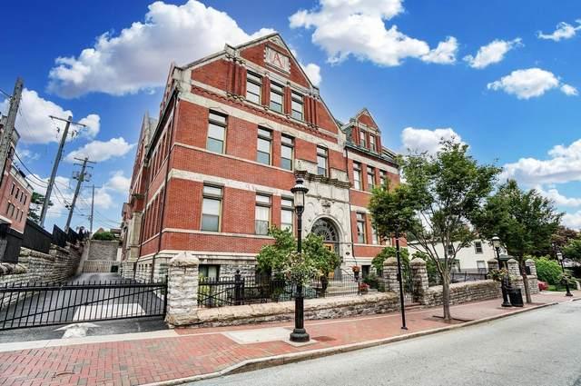 1125 St Gregory Street #401, Cincinnati, OH 45202 (#1709025) :: The Huffaker Group