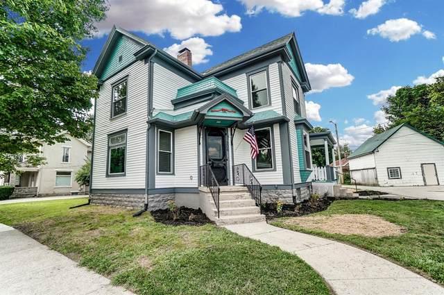 206 W Main Street, Blanchester, OH 45107 (#1710055) :: Century 21 Thacker & Associates, Inc.