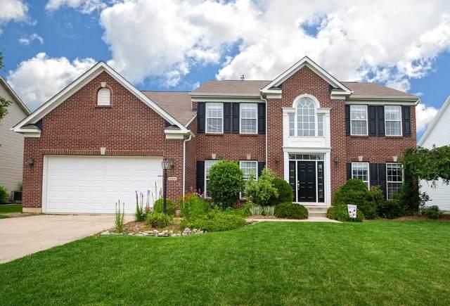 5928 Maxfli Lane, Deerfield Twp., OH 45040 (#1706056) :: The Huffaker Group