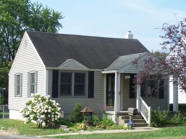 4641 Hunt Road, Cincinnati, OH 45242 (#1710111) :: Century 21 Thacker & Associates, Inc.