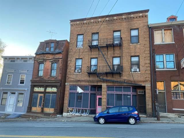 2025 Vine Street, Cincinnati, OH 45202 (#1710188) :: Century 21 Thacker & Associates, Inc.