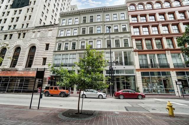 15 W Fourth Street #212, Cincinnati, OH 45202 (MLS #1710449) :: Bella Realty Group