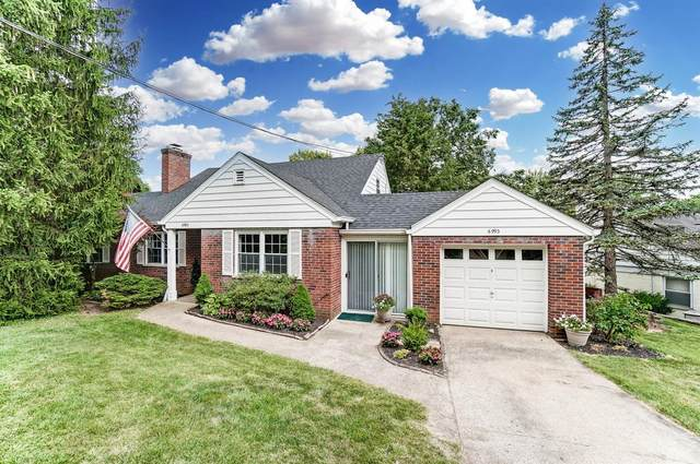 6993 Bramble Hill Drive, Mariemont, OH 45227 (#1711272) :: The Chabris Group