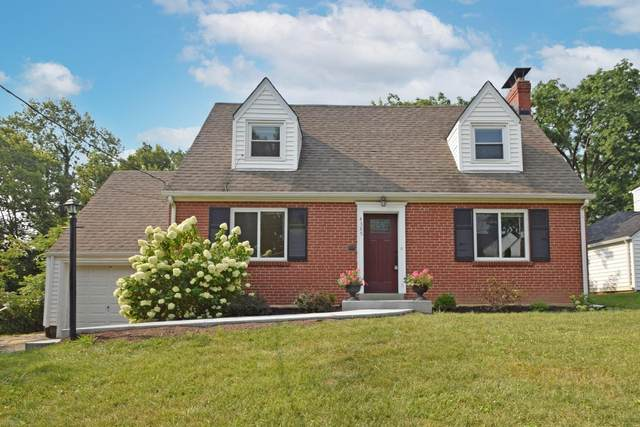 4385 Grinnell Drive, Sycamore Twp, OH 45236 (#1711626) :: The Chabris Group
