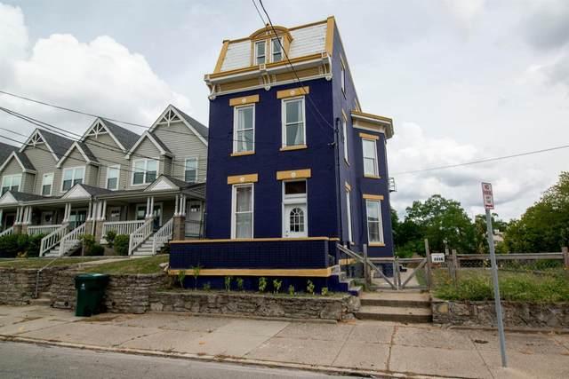 2338 Kenton Street, Cincinnati, OH 45206 (#1712613) :: The Chabris Group