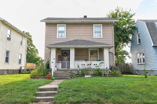 412 Mckinley Street, Middletown, OH 45042 (#1713132) :: Century 21 Thacker & Associates, Inc.