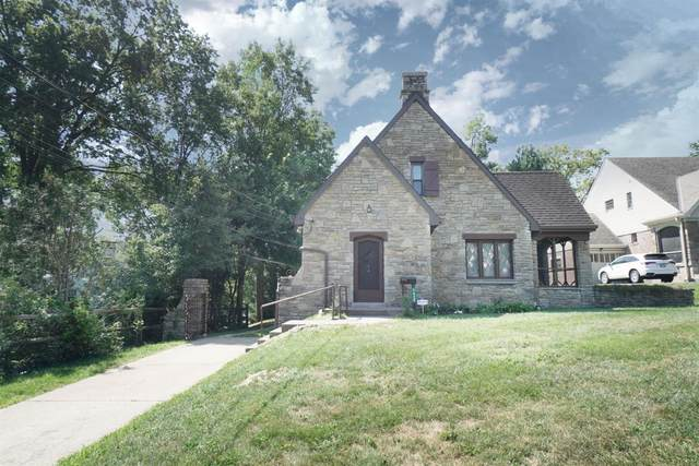 7526 Kirtley Drive, Sycamore Twp, OH 45236 (#1713393) :: The Chabris Group