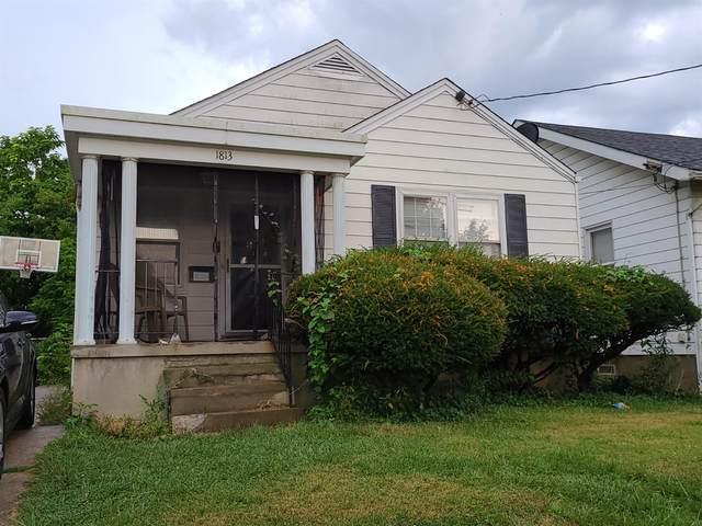 1813 Sundale Avenue, North College Hill, OH 45239 (#1713406) :: Century 21 Thacker & Associates, Inc.