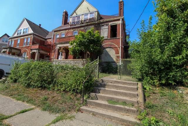 928 Nassau Street, Cincinnati, OH 45206 (#1713657) :: The Chabris Group