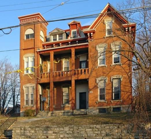 608 Crown Street, Cincinnati, OH 45206 (#1714070) :: The Huffaker Group