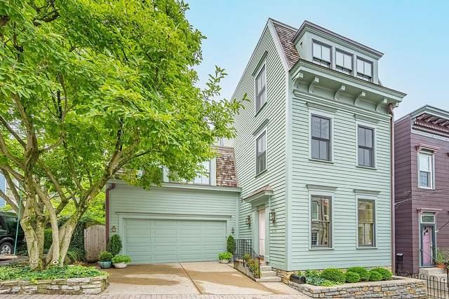 1119 Fuller Street, Cincinnati, OH 45202 (#1713832) :: Century 21 Thacker & Associates, Inc.
