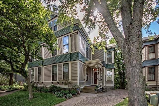 6 Bella Vista Place, Cincinnati, OH 45206 (#1714138) :: The Chabris Group