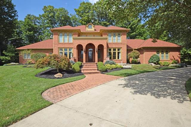 4888 Woodhaven Court, South Lebanon, OH 45065 (#1714370) :: The Chabris Group