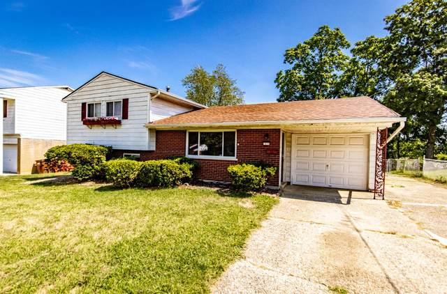 1630 Newbrook Drive, Springfield Twp., OH 45231 (#1714505) :: Century 21 Thacker & Associates, Inc.