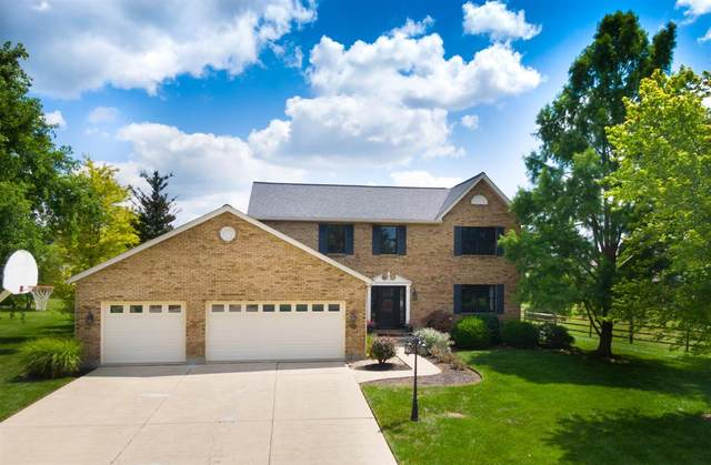8206 Hidden Mill Court, West Chester, OH 45069 (#1714903) :: The Chabris Group