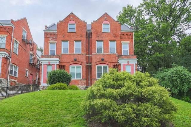 2100 Fulton Avenue #3, Cincinnati, OH 45206 (#1715020) :: Century 21 Thacker & Associates, Inc.