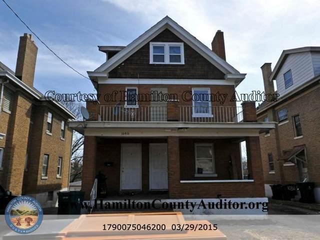 1040 Rosemont Avenue, Cincinnati, OH 45205 (#1715022) :: The Chabris Group